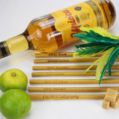 Cachaca police personnalisation